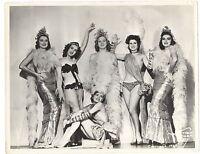 Folies Bergere 1939 N.Y. Mayfair Theater and Worlds Fair Murray Korman Photo a