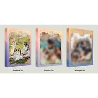 GFRIEND Time For Us 2nd Album CD+Photobook+Card+Etc+Tracking Num