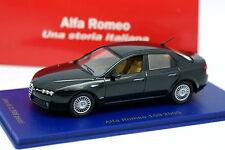 M4 1/43 - Alfa Romeo 159 2005 Negra