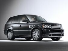 range rover sport l320 2005-2013 workshop repair and service manual