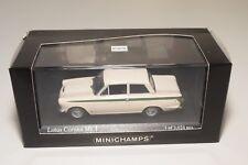 * MINICHAMPS FORD LOTUS CORTINA MKI MK1 1963 CREAM MINT BOXED