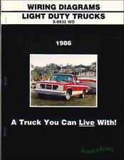 Repair Manuals Literature For 1986 Chevrolet K10 Suburban Ebay