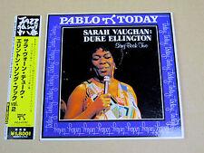 """CD Sarah Vaughan / Duke Ellington """"Song Book Two"""" Pablo 20bit K2 Master Japan"""