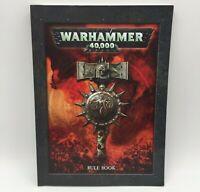 Warhammer 40k - Rulebook, Softback, Mini Version, 2008