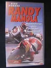 VHS Disky. Bike Heroes Randy Mamola (TTC)