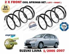 FOR SUZUKI LIANA 1.3 1.6 1/2005-2007 NEW 2 X FRONT COIL SPRINGS SET