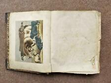 More details for c1875 farriery horses veterinary w j miles large heavy book with plates *damage