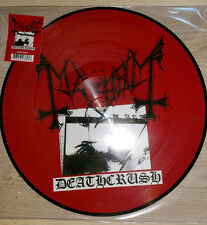 Mayhem – Deathcrush PICTURE DISC VINYL VERSION
