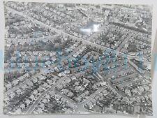 More details for original press aerial photo 1986 wigan brocket arms hotel mesna danesway 16x12