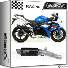 ARROW KIT MUFFLER GP-2 STAINLESS STEEL DARK RACE SUZUKI GSXR 1000 2016 16