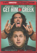 GET HIM TO THE GREEK (DVD, 2010, 2-Disc, Rated/Unrated) NEW