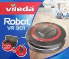 Vileda Robot 301 Saugroboter Staubsauger mit Ladestation  und Timer mit Fernbe. günstig