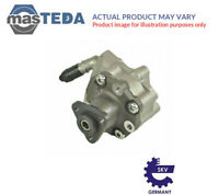 SKV GERMANY POWER STEERING HYDRAULIC PUMP 10SKV199 P NEW OE REPLACEMENT