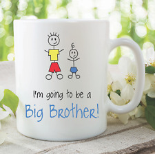 Big Brother TAZAS I'm Going To Be Una gran Baby Shower SORPRESA wsdmug904