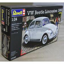 Revell 1:24 07083 VW 1968 Beetle 1500 Limousine Model Car Kit