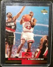 MICHAEL JORDAN 1998 RETRO MJ MR JUNE INSERT #51!