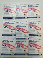 Lot of 10 Telcel America 4G Lte New Gsm Standard Sim Card