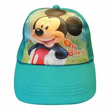 Disney Mickey Mouse Oh Boy Childrens Cap