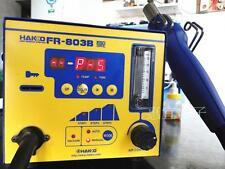 1 PCS Used  Hakko FR-803B SMD Rework Station 220V