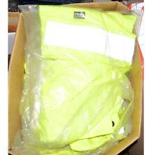 One Pair PIONER DJUPVIK Hi-Viz Yellow Work Trousers Size S