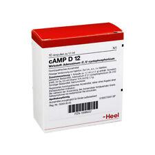 Talón C. Amp D12 10 amperios los remedios homeopáticos