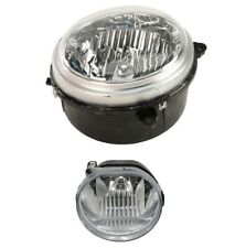 Passenger Right Genuine Headlight Headlamp Fog Light For Jeep Liberty Mopar
