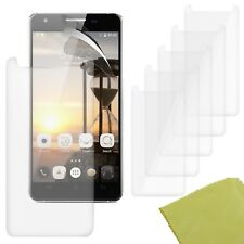 5 Pack PET Film Screen Protector Guard For Cubot X15