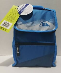 Arctic Zone Insulated Cooler Food/Ice Container School Lunch Box with Tupperwear
