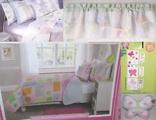 Kids Expressions Dragonflies Butterflies Full Quilt Bed Set Pillow Valance 11 Pc