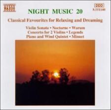Various : Night Music, Vol.20 CD (1994)