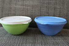 Tupperware ** NEU ** 1 Mini Max Schüssel 350ml ** blau transparent