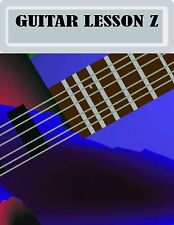 Learn Guitar with Guitar Lesson Z Ultimate Edition DVD For Beginners! ON SALE!