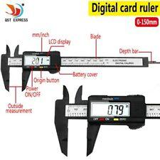 Measuring Tool  Electronic Carbon fibre Digital 100mm/150mm measuring instrument