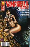 Vampirella Quarterly Winter 1 Joyce Chin Variant Archie Goodwin Jose Gonzales NM