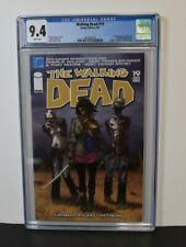 Walking Dead #19 (2005) CGC Graded 9.4 ~ 1st Appearance Michonne ~ Tony Moore