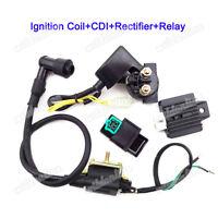 Ignition Coil CDI Rectifier Relay 150cc 200cc 250cc ATV Quad Taotao Sunl Kazuma