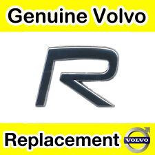 Genuine Volvo S60, V70 R (04-09) Rear Badge / Emblem