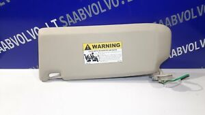 VOLVO XC60 Right Side Sun Visor 30653404 2011 11820246