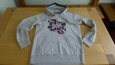 Adidas NEO men's grey pullover hoodie/sweatshirt size M
