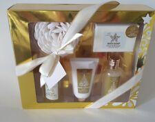 Bath and Body Works *RARE* Discontinued Sweet Vanilla Sugar Gift Set Lotion Bath