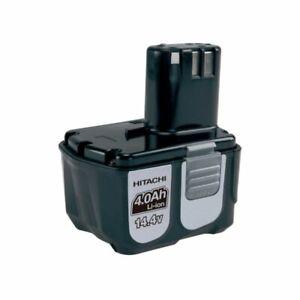 Hitachi BCL1440 14.4v 4Ah Pod Style Genuine Li-ion Battery for 14.4-18v cordless