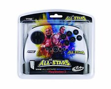 NEW WWE All Stars Brawl Pad Fighting PS3 Wireless Controller Hulk Hogan Jon Cena