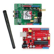 Geeetech SIMCOM SIM900 Quad-band GSM GPRS Shield with Arduino compatible UNO