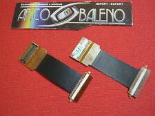 MODULO FLAT FLEX FLET per SAMSUNG SGH U700 U700V DISPLAY BIANCO TASTI KO Nuovo