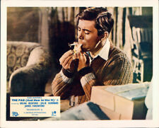 THE PAD AND HOW TO USE IT BRIAN BEDFORD LOBBY CARD