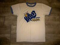 Vintage 80's Champion Tag Pipfest Fest Tour Tshirt Tee Adult Men's Size Large