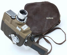 Argus regular 8mm Movie Camera with zoom grip case 387028
