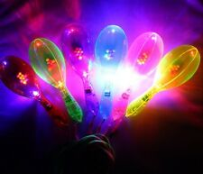 Musical Maracas Instrument Flashing  Color Changing Blinking Toy RJ