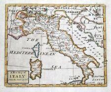 John Senex Antique Sheet Maps