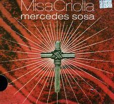 Mercedes Sosa - Misa Criolla [New CD] Mercedes Sosa - Misa Criolla [New CD] Rema